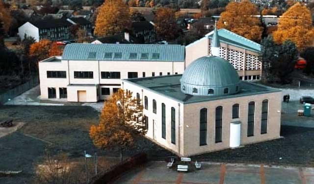 Grüne Moschee Voerde Möllen